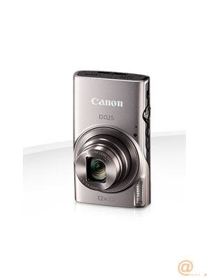 Camara digital canon ixus 285 hs plata 20.2mp zoom 24x -  zo 12x -  3pulgadas litio -  videos hd -  modo eco