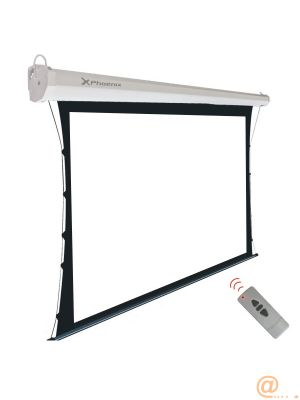 ''PANTALLA ELECTRICA VIDEOPROYECTOR PARED