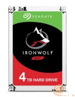 HDD IronWolf 4TB 64MB 5.9K 3.5'' SATA