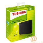 CANVIO BASICS 2.5 2TB BLACK  EXT